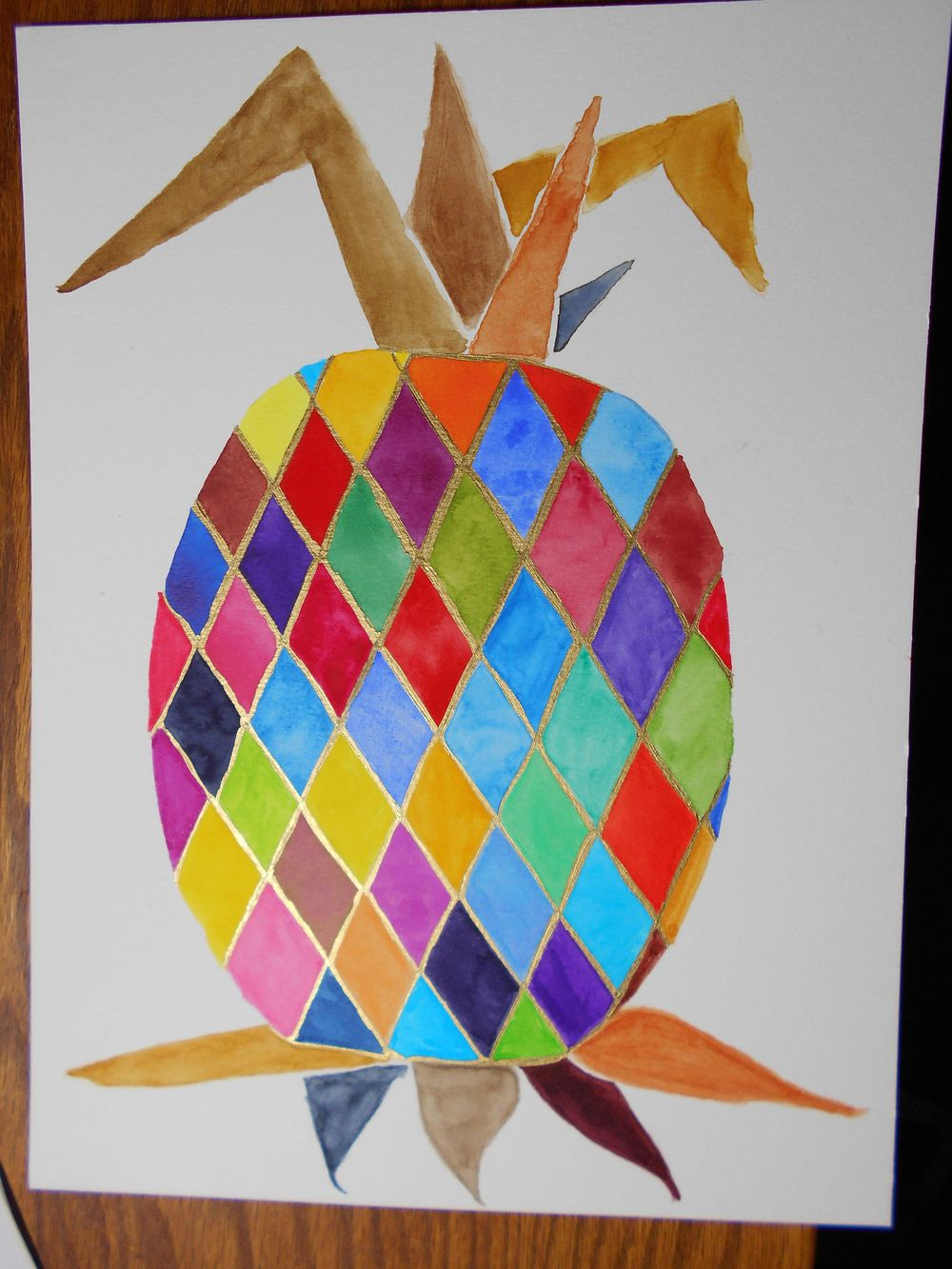 My pineapple - image 1 - student project