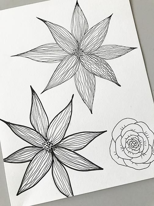 Floral fun - image 3 - student project