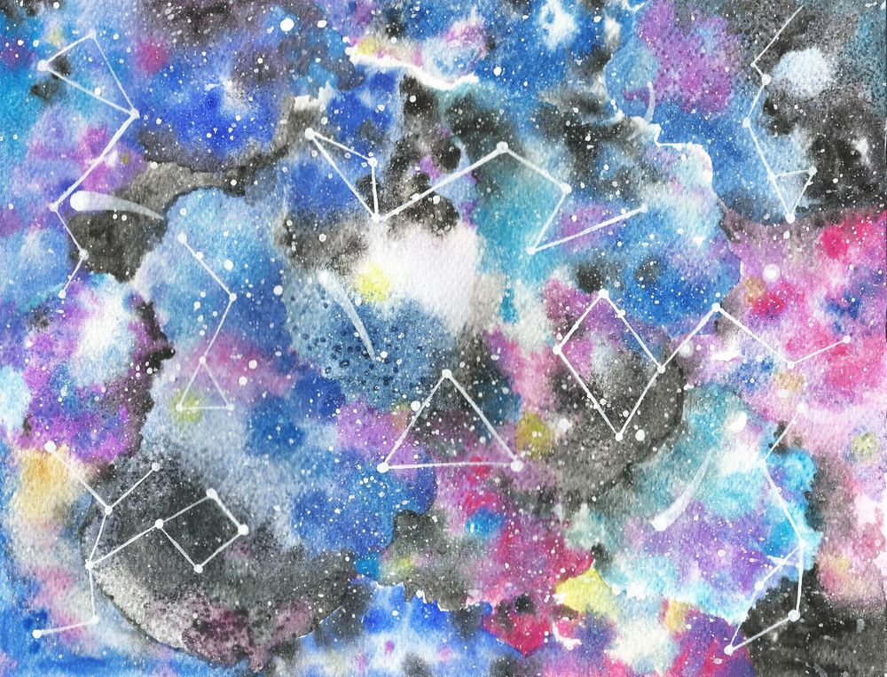 Galaxia - image 1 - student project