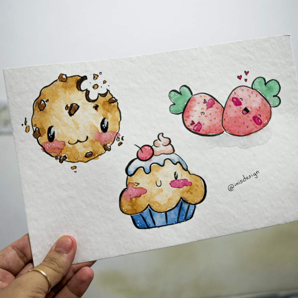 Cutie Sweeties - image 1 - student project