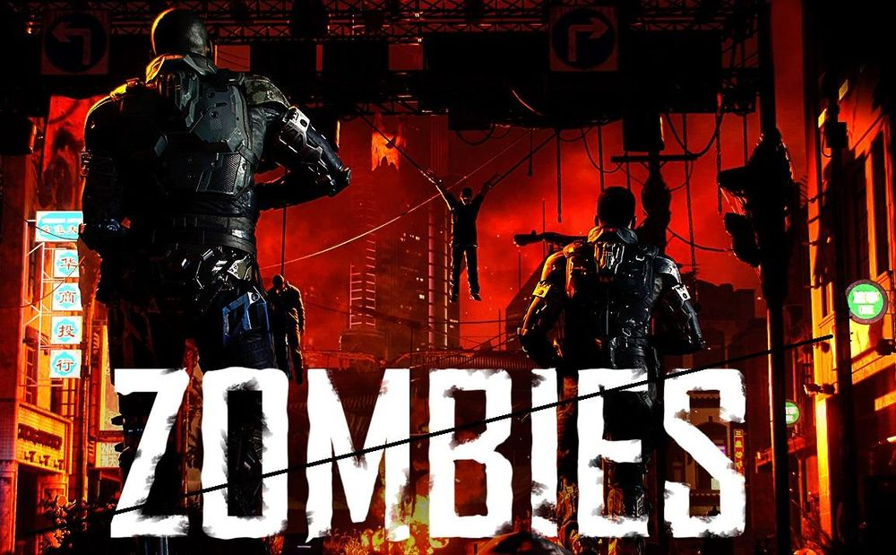 Zombie thumbnail - image 1 - student project