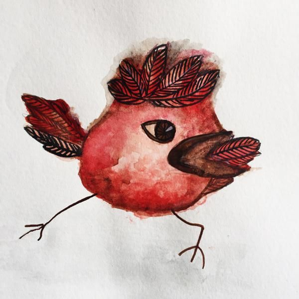 100 Birds - image 20 - student project