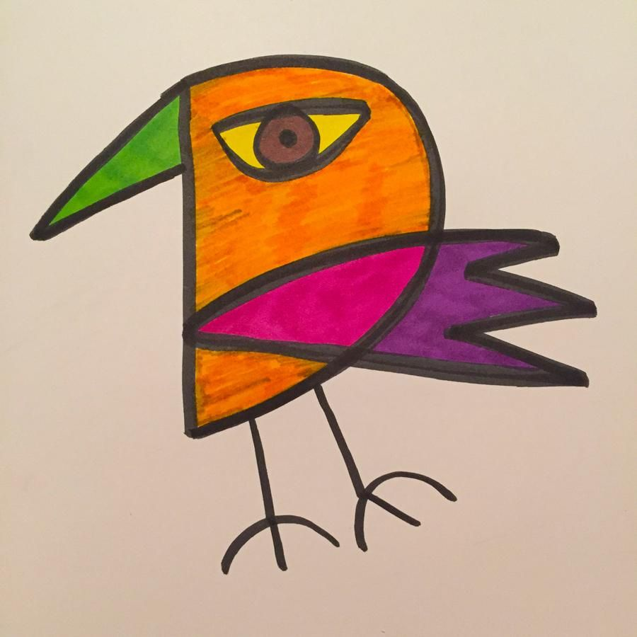 100 Birds - image 23 - student project