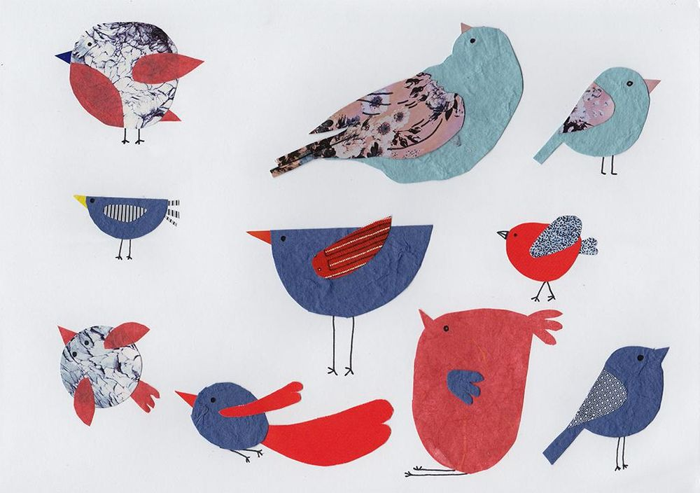 100 Birds - image 4 - student project
