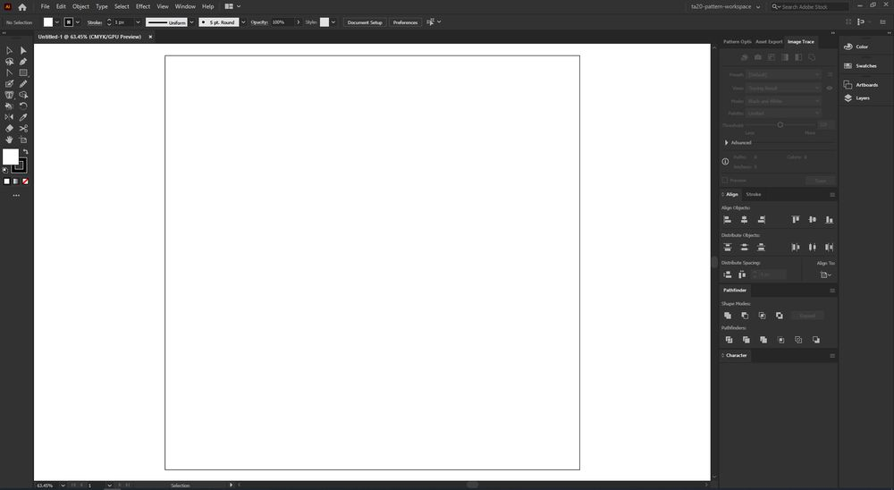 Illustrator Setup - image 1 - student project