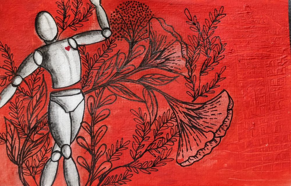 Art Project (Sketchbook Magic) - image 1 - student project