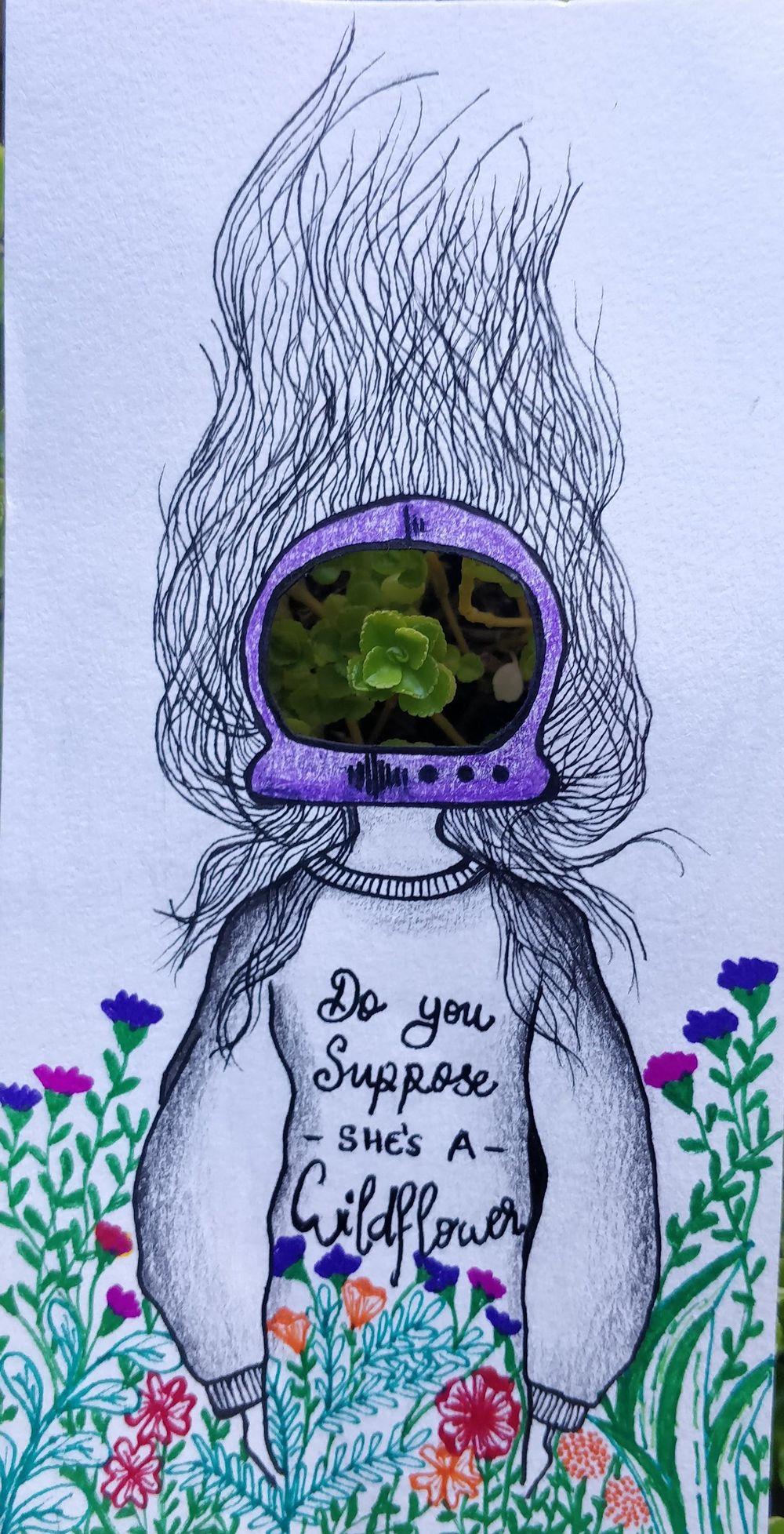 Art Project (Sketchbook Magic) - image 2 - student project