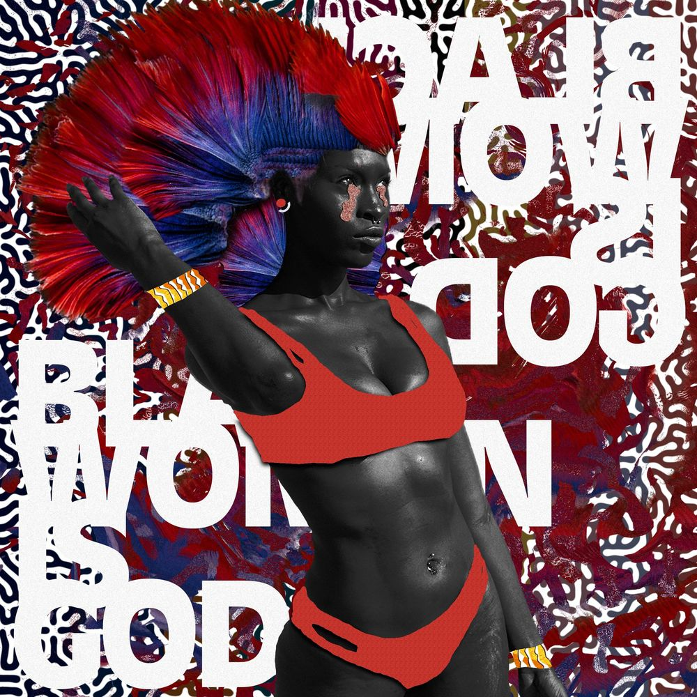 Black Woman Is God - image 1 - student project