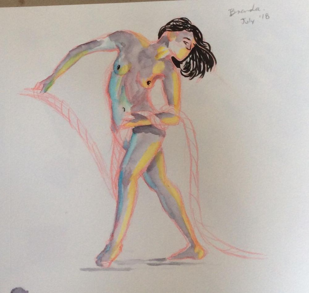 Figure drawing! - image 2 - student project