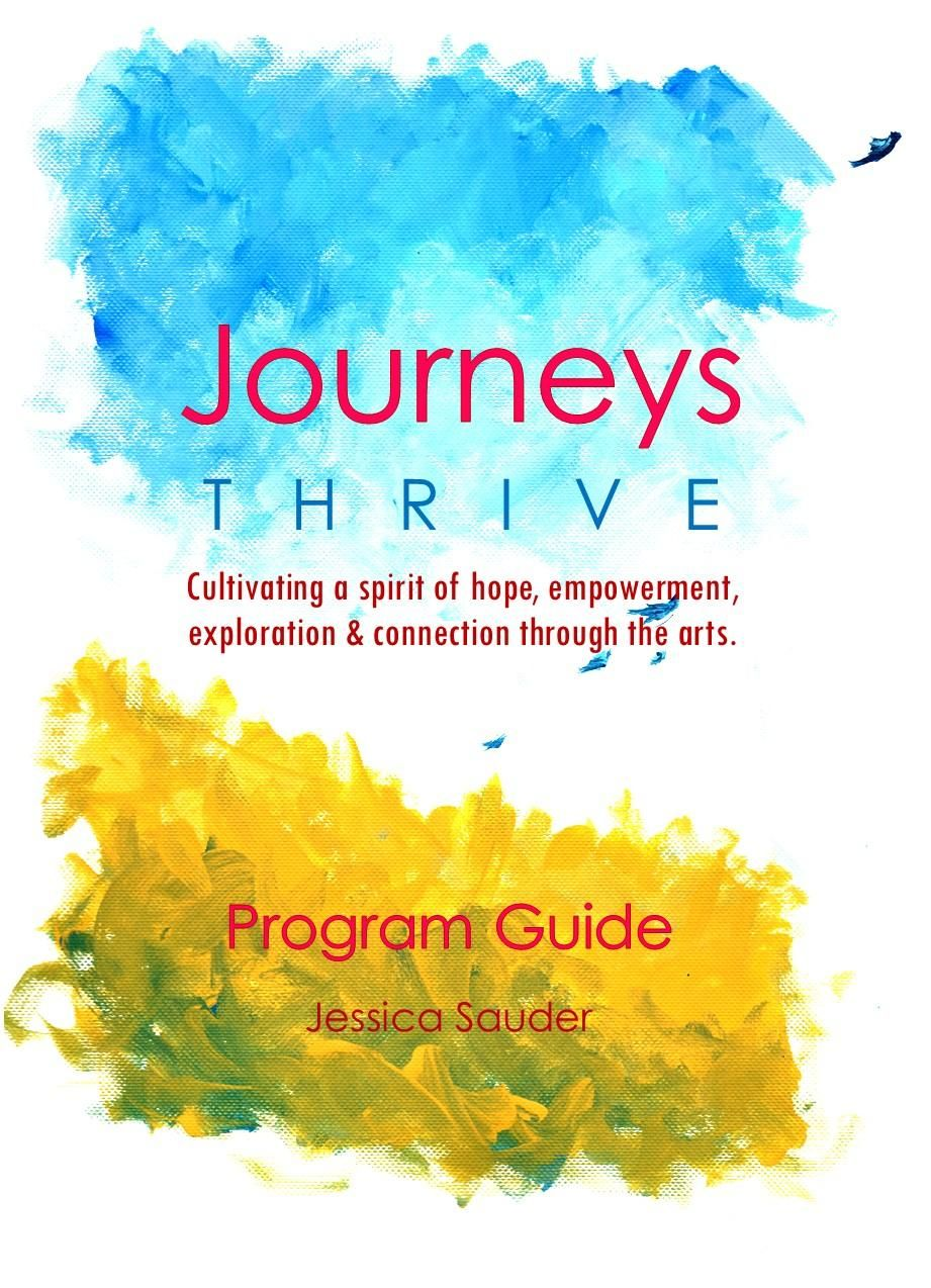 Journeys Thrive - image 1 - student project