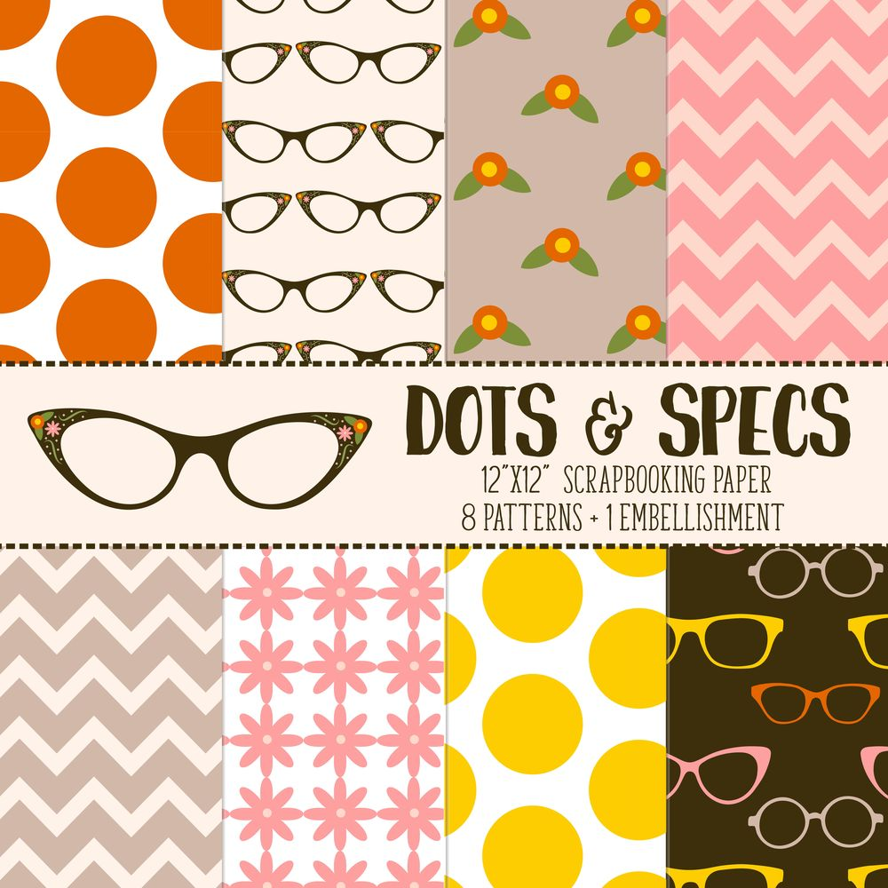 Dots & Specs - image 1 - student project