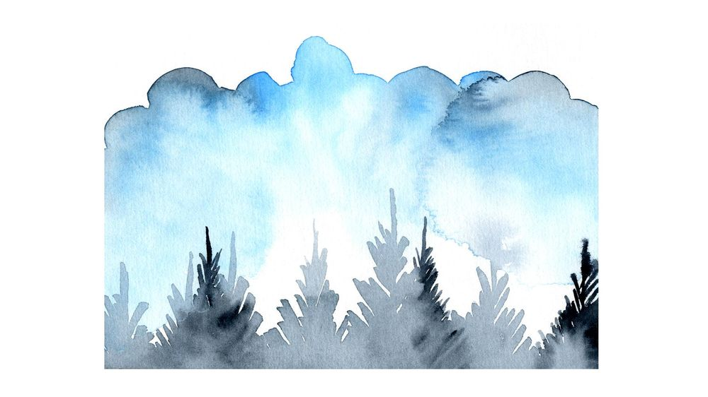 painting skies - image 6 - student project