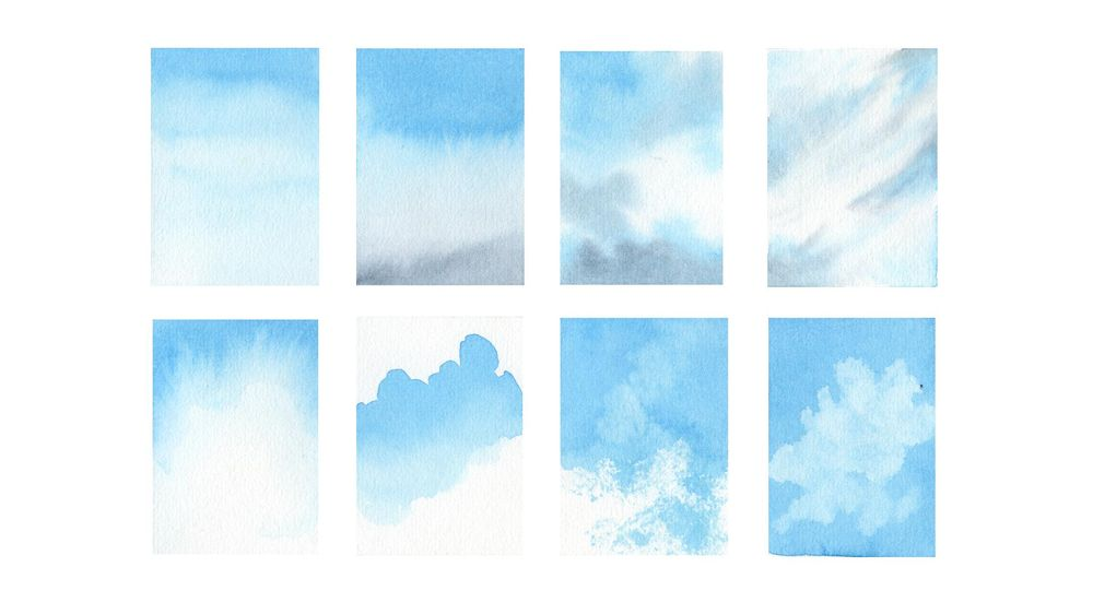 painting skies - image 1 - student project
