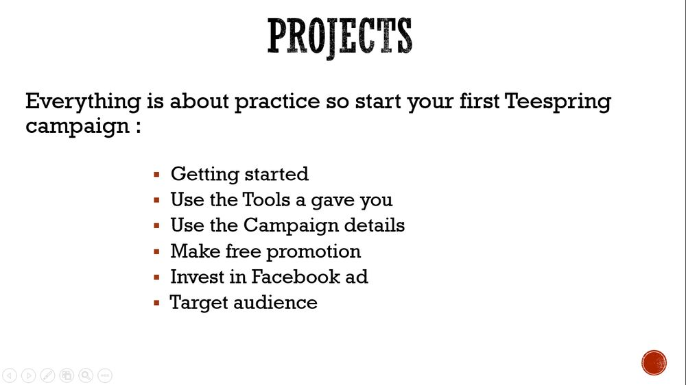 made your first Teespring campaign - image 1 - student project