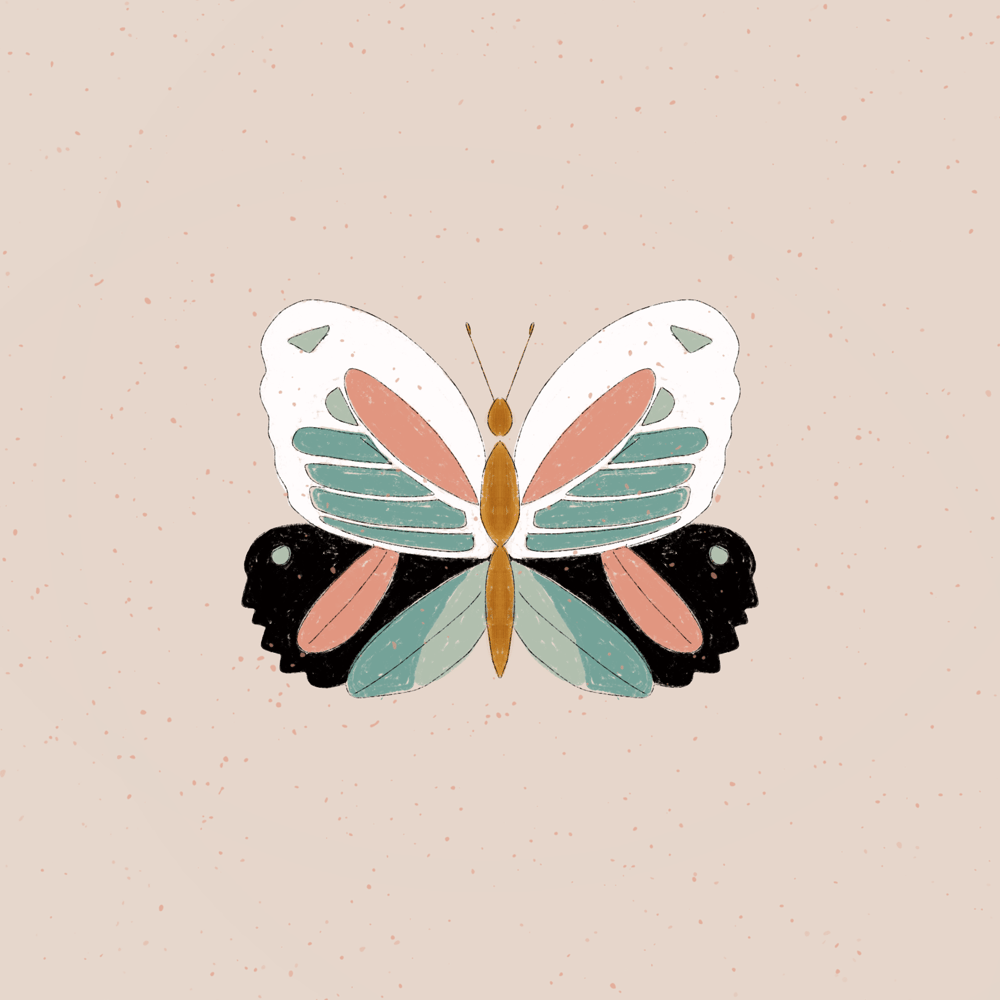 Vintage Insect Illustration - image 2 - student project