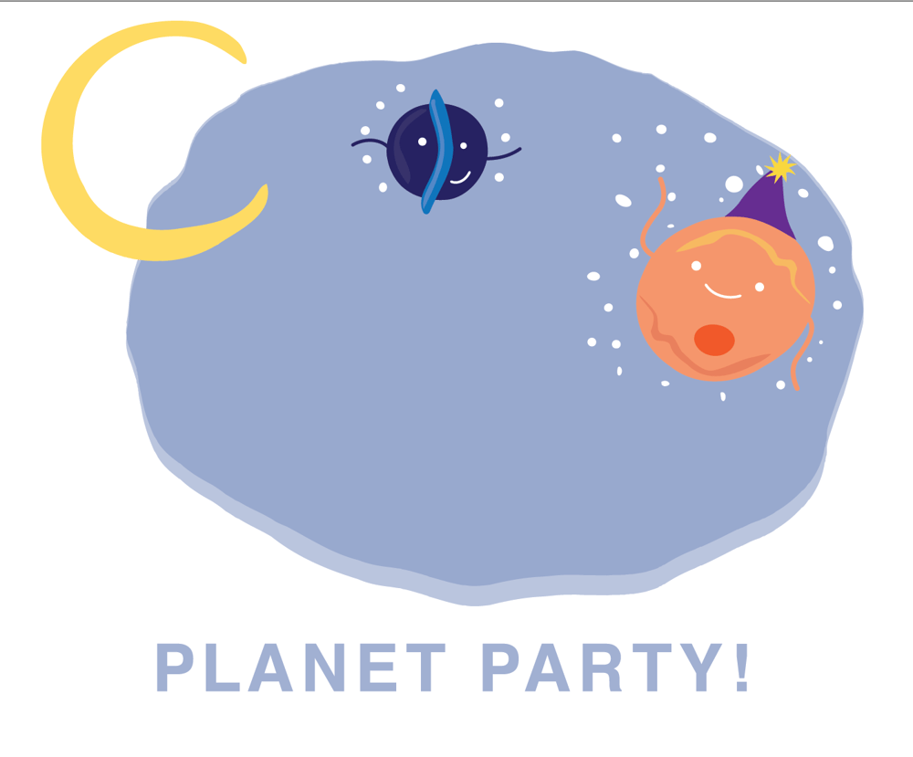 I Sea You! / Planet Party! - image 5 - student project