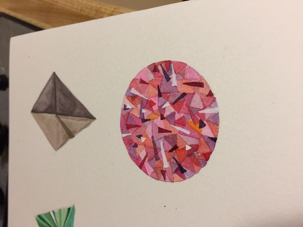 Crystal love! - image 2 - student project