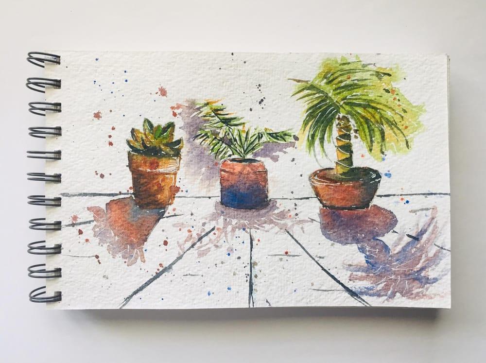 Terracotta Pots - image 1 - student project