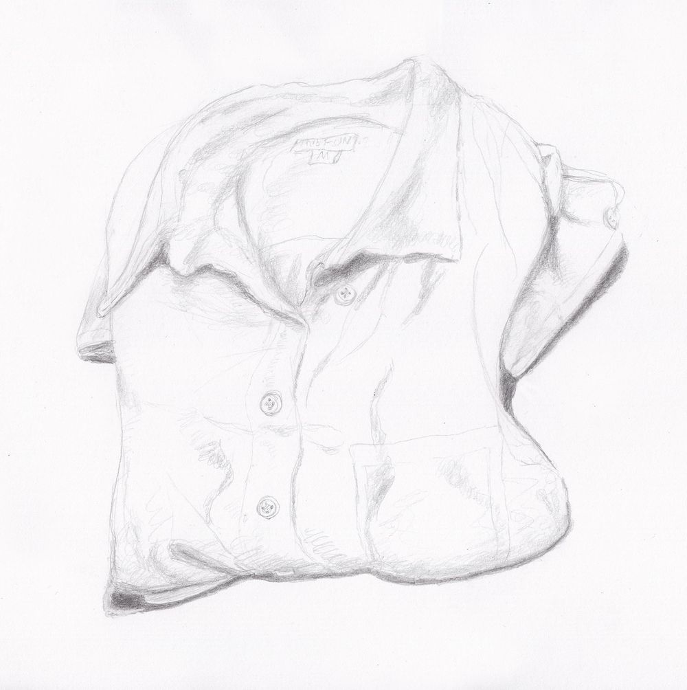 Weeks of tactille line drawings - image 2 - student project