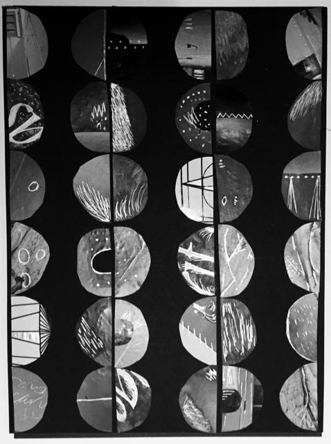 Collage Circles - image 3 - student project