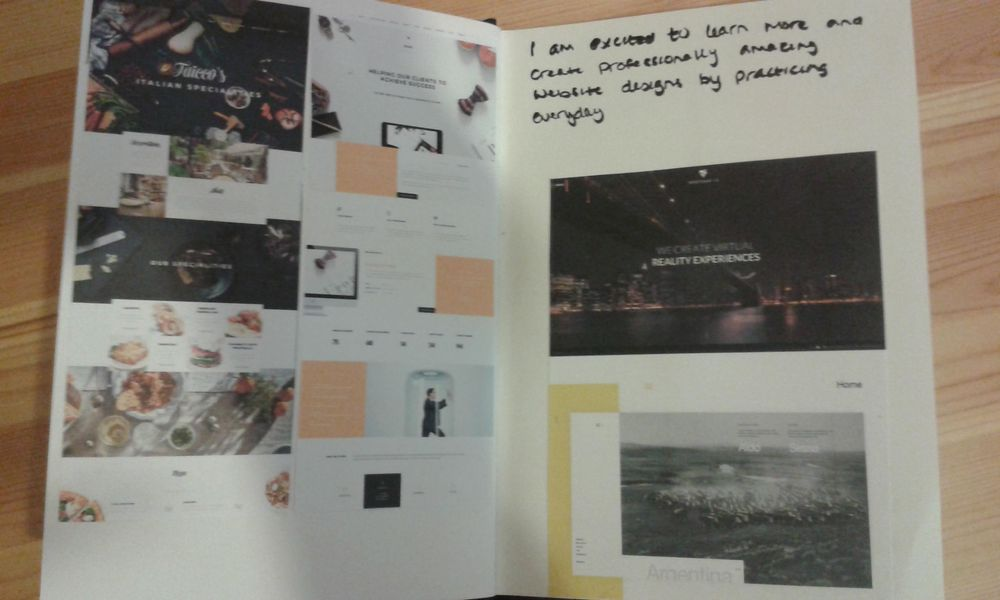 My Creative Goals 2017 - image 3 - student project