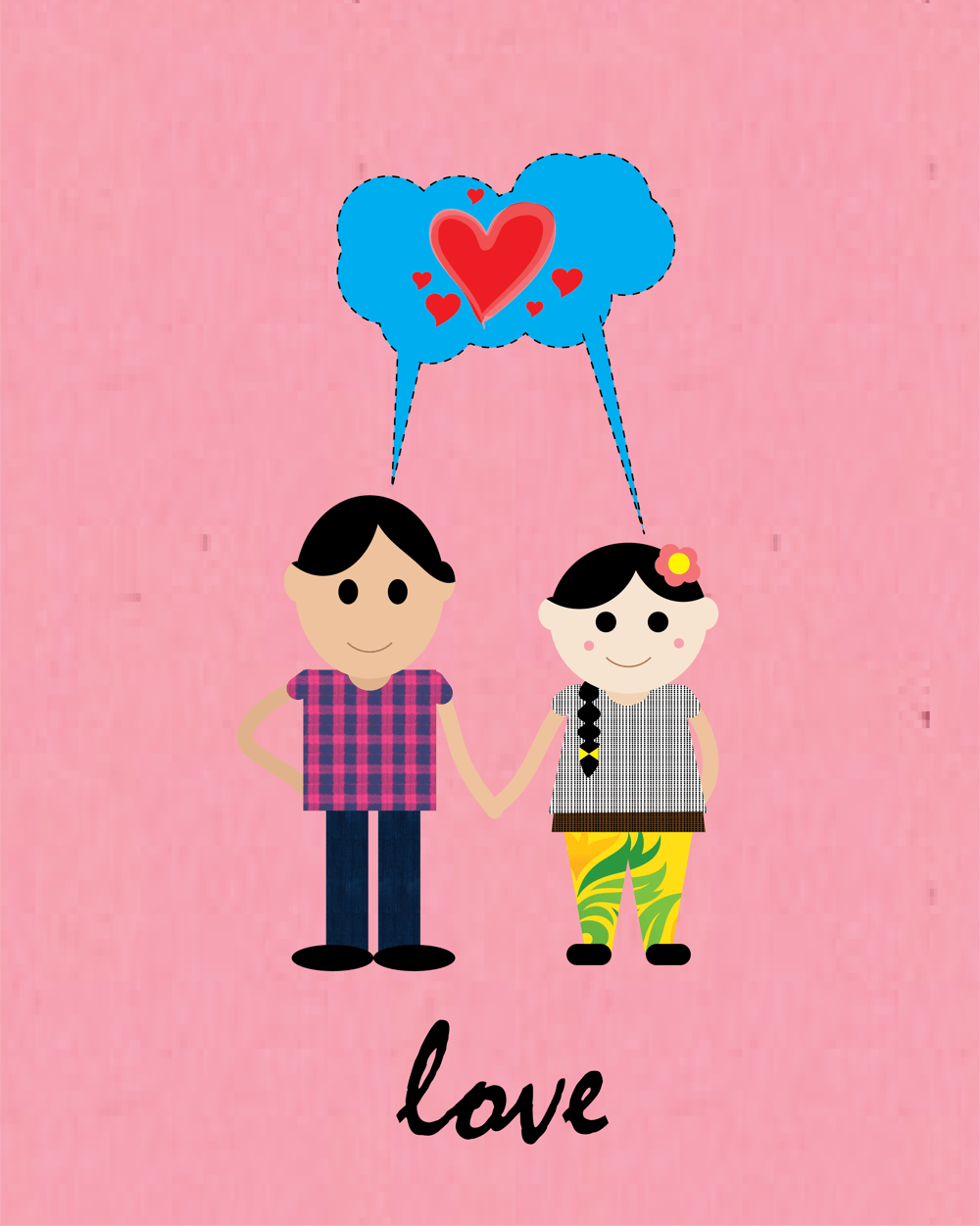 Love - image 1 - student project