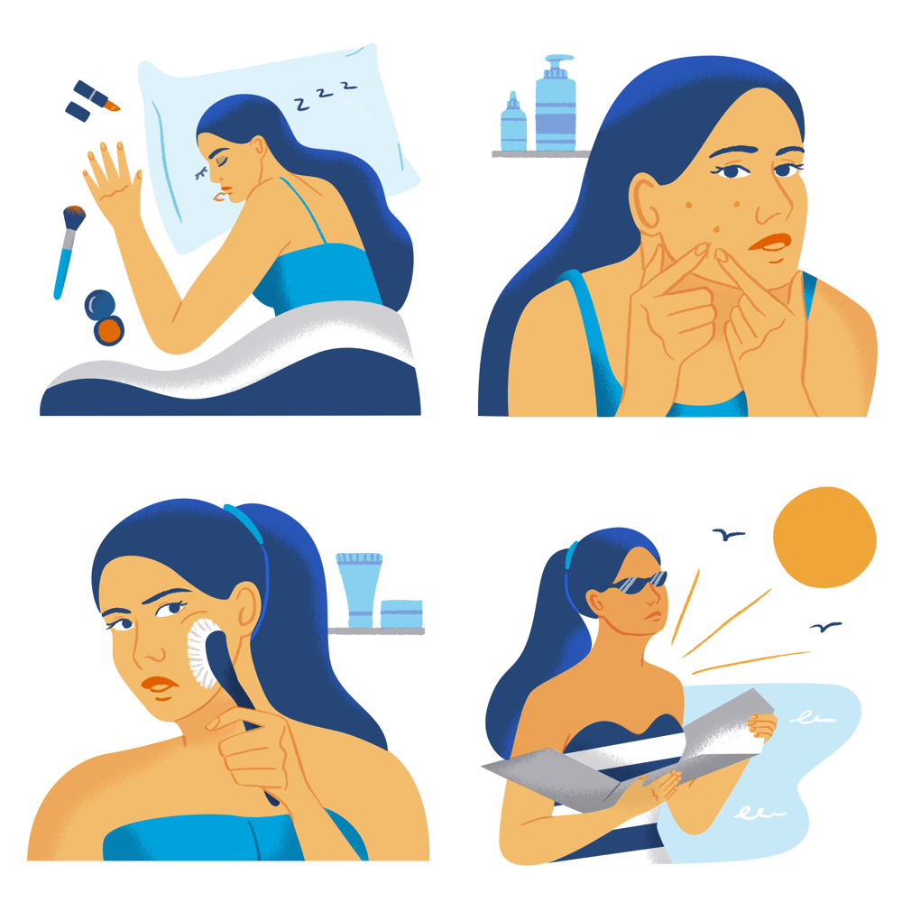 Skincare Mistakes to Avoid - image 2 - student project