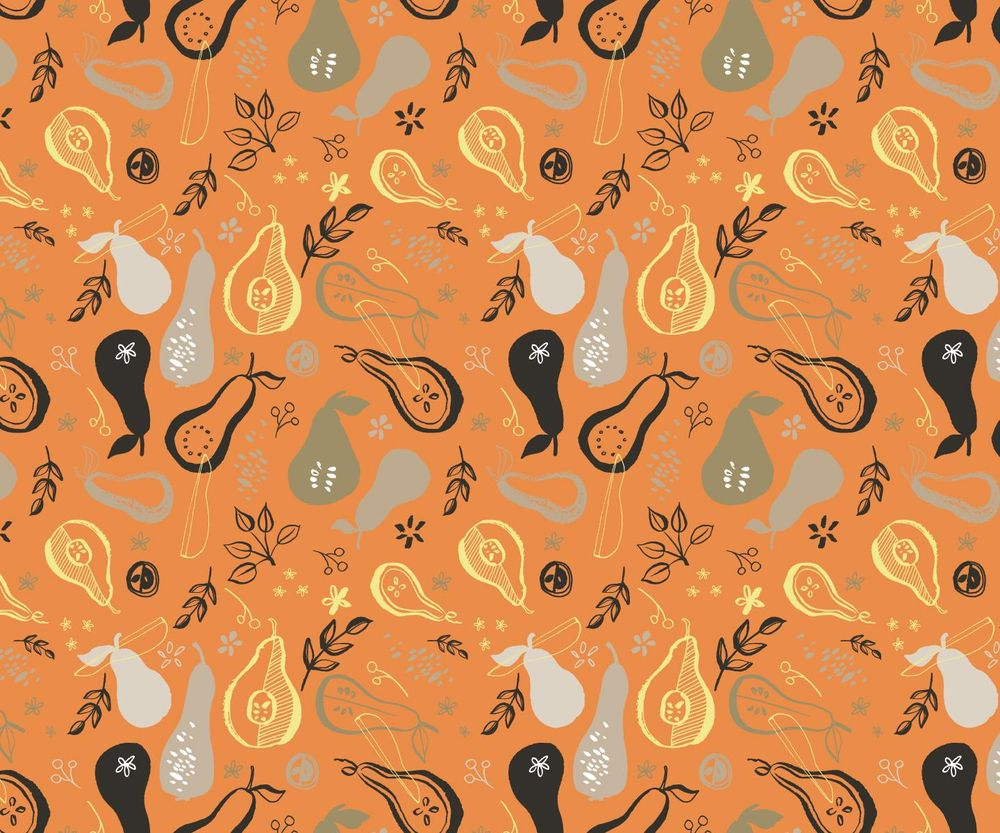 Pears Pattern - image 7 - student project