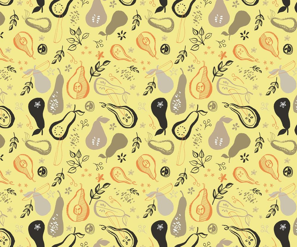 Pears Pattern - image 9 - student project