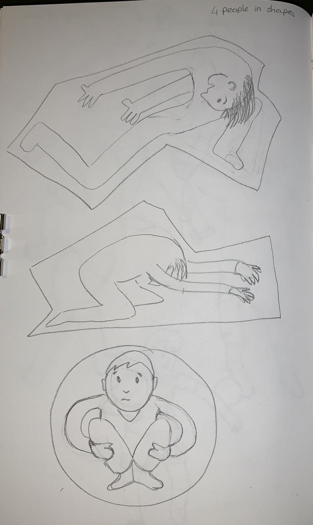 Marieke's odd bodies - image 4 - student project