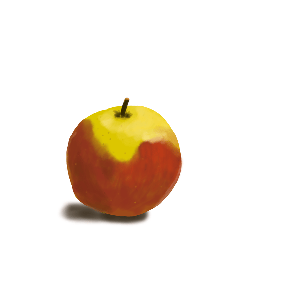 Apple and banana - image 1 - student project