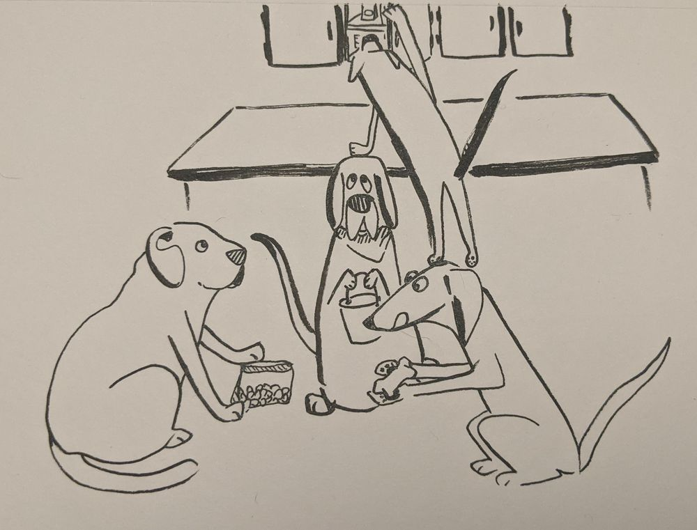 Scrounge Hounds - image 1 - student project