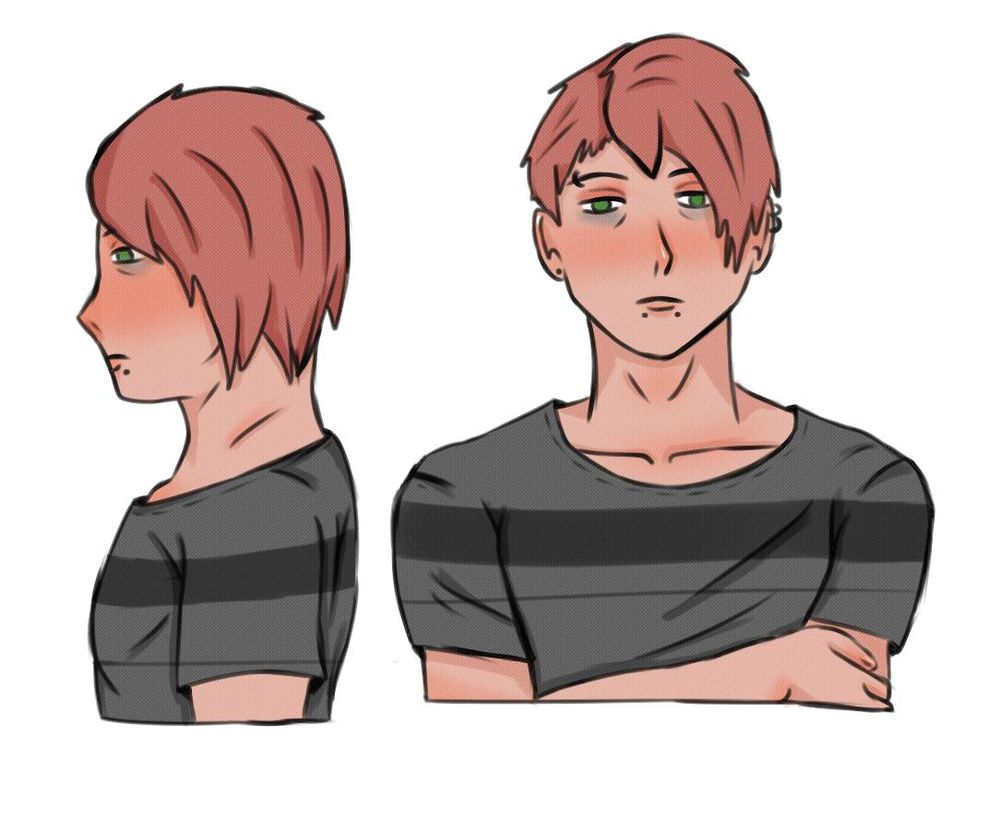 Some Hairstyles - image 9 - student project