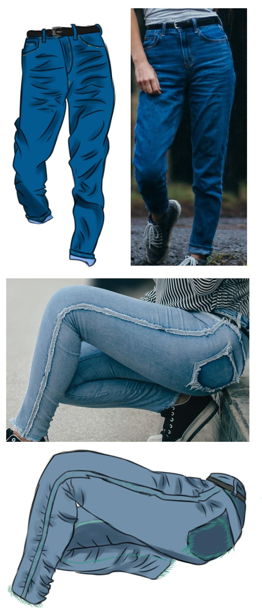 Some Jeans - image 3 - student project