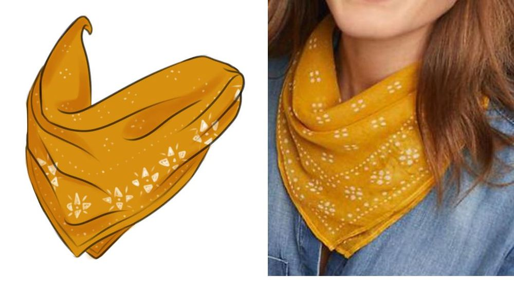 Some scarfs - image 1 - student project