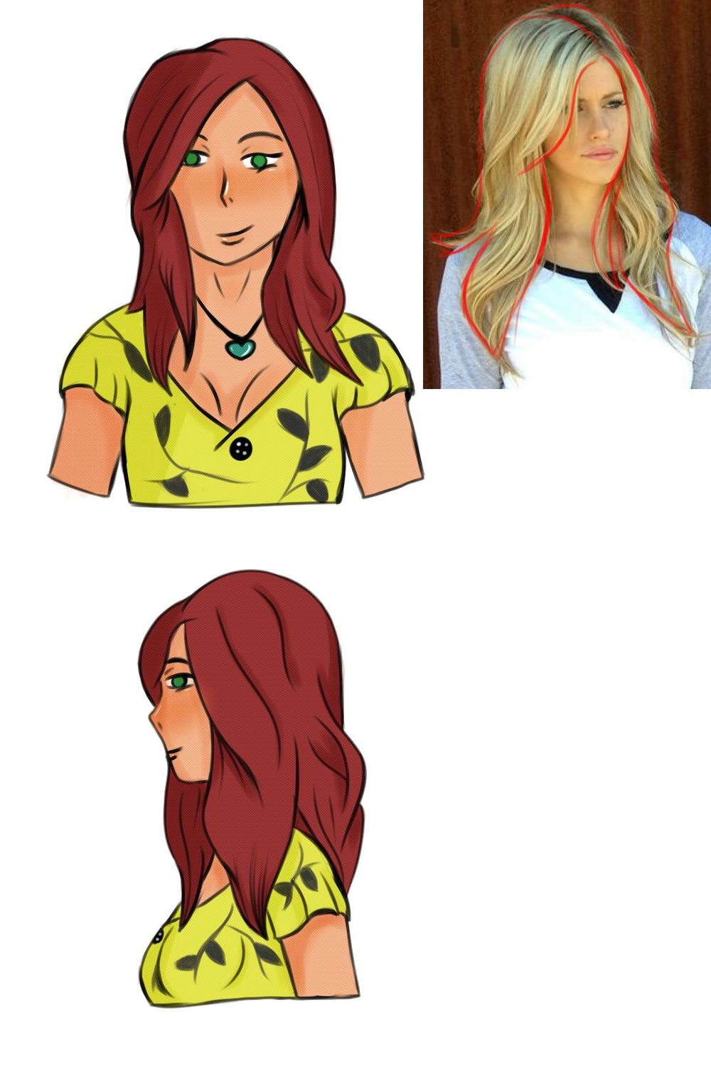 Some Hairstyles - image 2 - student project