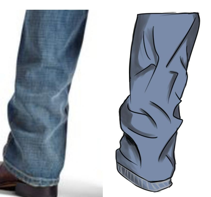 Some Jeans - image 1 - student project