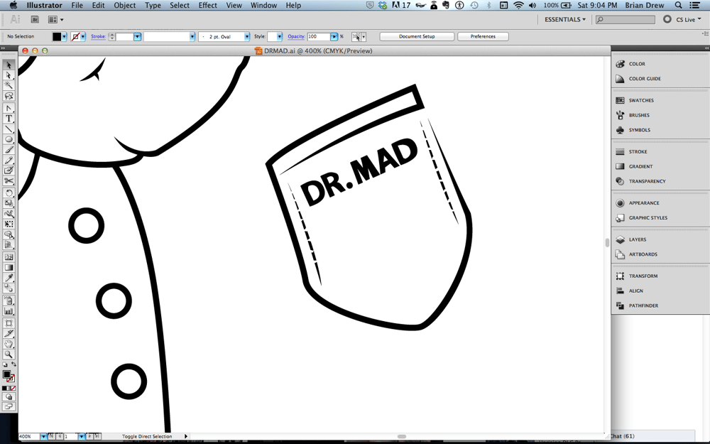 Dr. MAD - image 4 - student project
