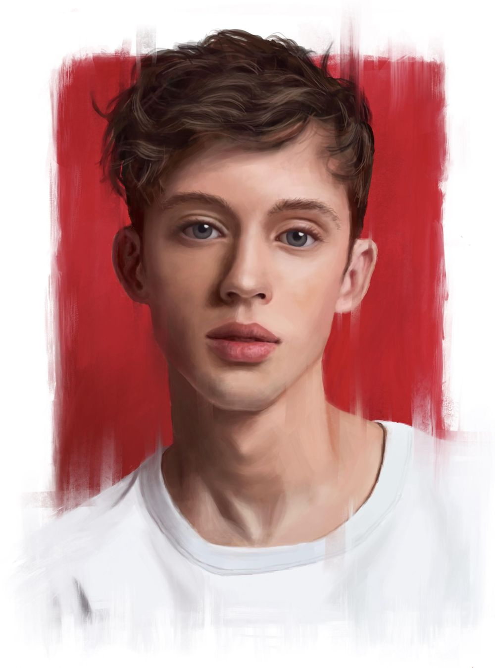 My First Digital Painting - image 1 - student project