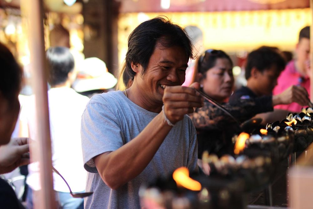 Doi Suthep Temple, Chiang Mai, Thailand - image 2 - student project