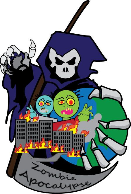 """Doomsday badges or """"We're all gonna die!"""" (again...) - image 2 - student project"""