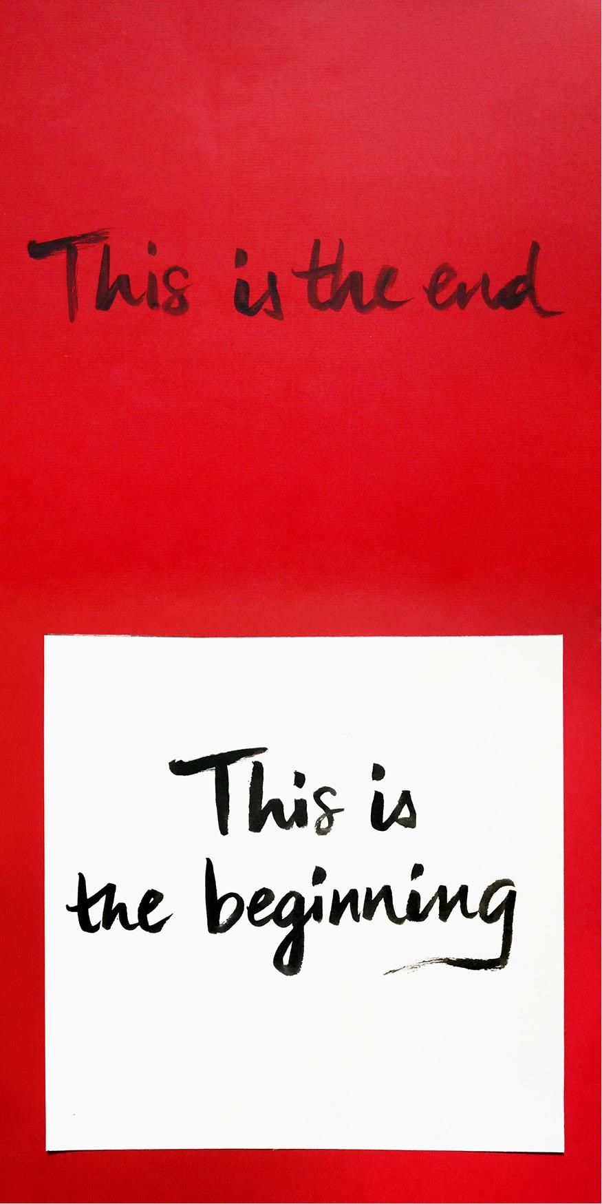 This is the end / This is the beginning - image 5 - student project
