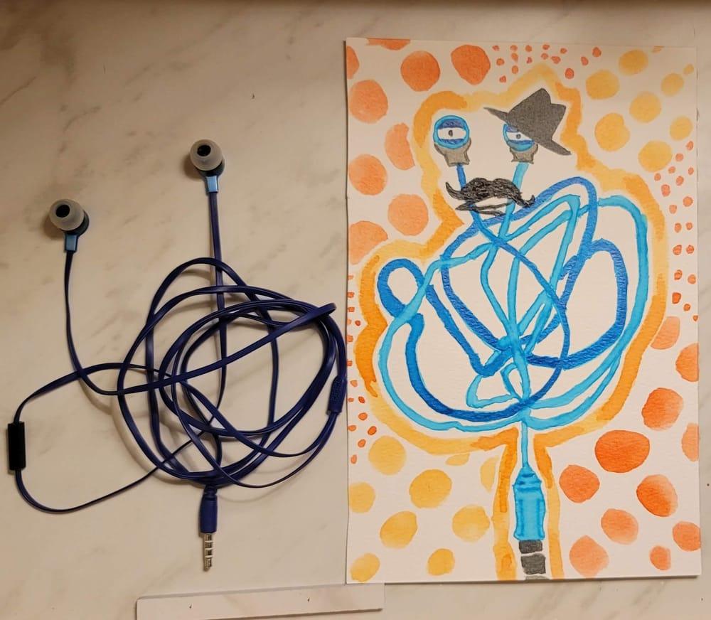 Beginner Watercolor Workshop - image 3 - student project