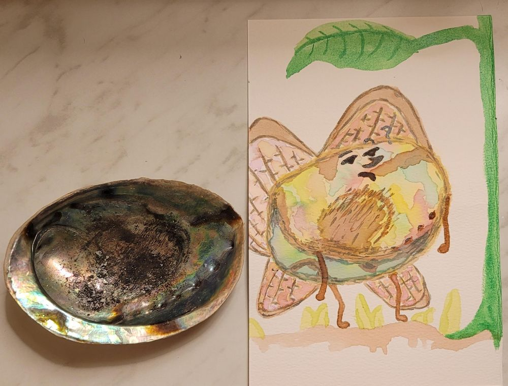 Beginner Watercolor Workshop - image 2 - student project