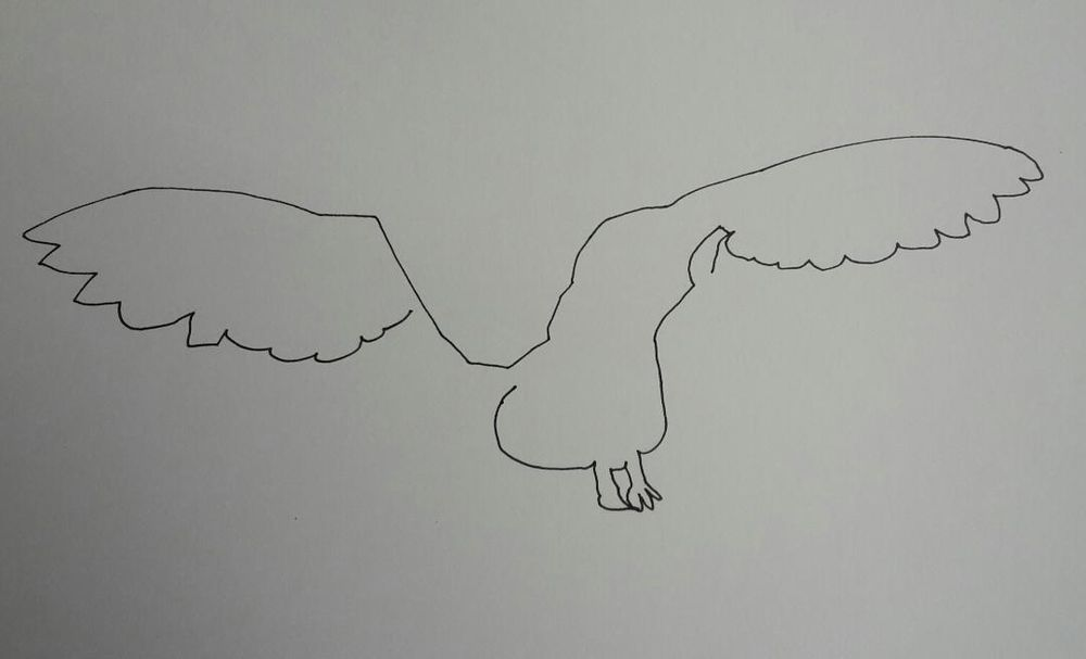Line drawing: A 5day bootcamp - image 7 - student project