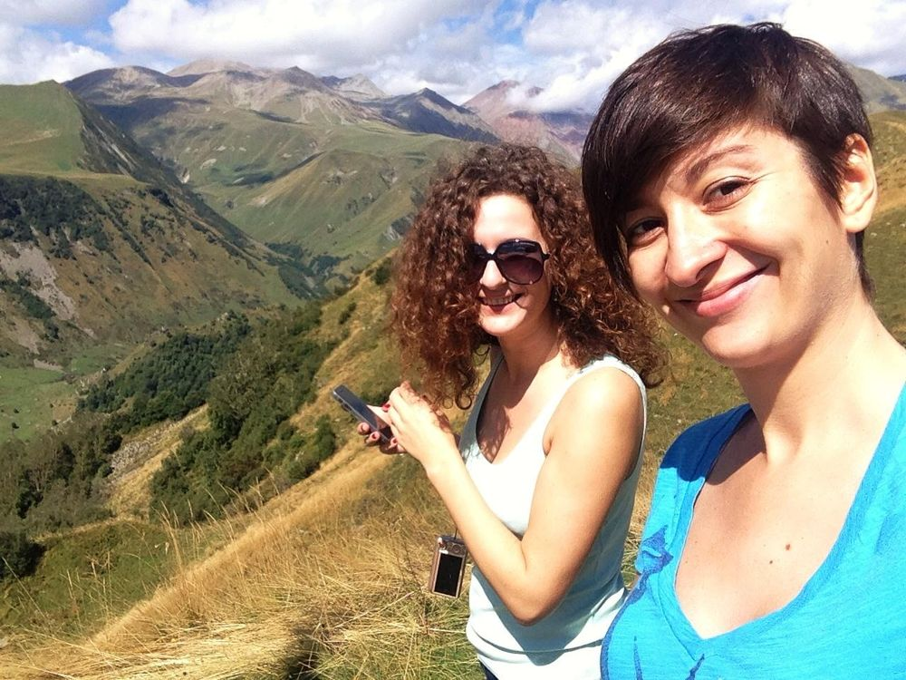 In the Caucasus mountains - image 1 - student project
