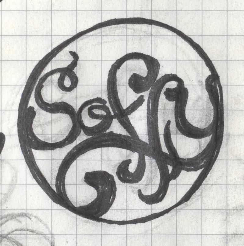 _UPDATED_SoFly Universal shipping - a galactic funk delivery logo - image 7 - student project