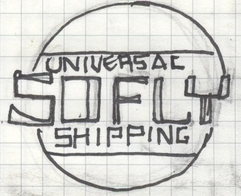 _UPDATED_SoFly Universal shipping - a galactic funk delivery logo - image 9 - student project