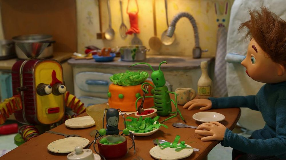 """""""Freddy´s Crazy Kitchen"""" : the mudfriend (testtitle) - image 1 - student project"""