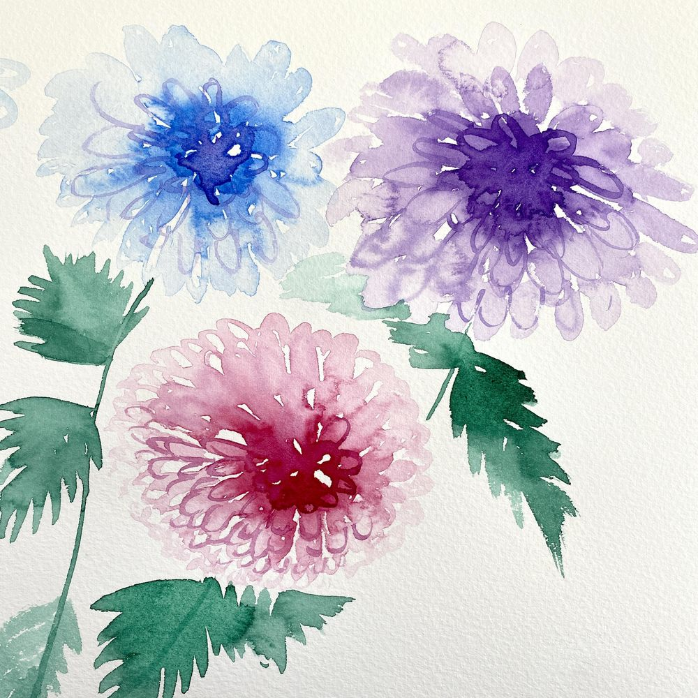 A loose variety of flowers - image 1 - student project